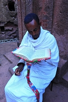 エチオピア ラリベラ 聖者