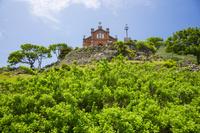 長崎県 五島列島 野崎島 旧野首教会