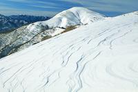 三重県 冬の竜ガ岳