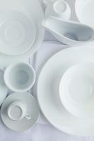 白いお皿 洋食器