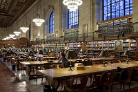 アメリカ合衆国 ニューヨーク公共図書館