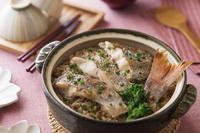 鯛めし / 鯛の炊き込みご飯