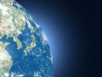 地球の日本