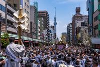 東京都 浅草三社祭り