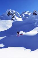 フランス サヴォイ スキー