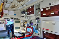救急車 車内
