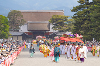 京都府 葵祭 路頭の儀