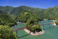 静岡県 大井川鐵道井川線の電車