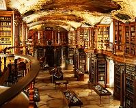 スイス ザンクト・ガレン修道院図書館