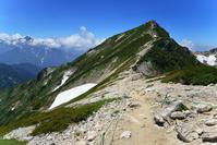 北アルプス・唐松岳