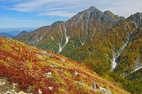 富山県 奥大日岳から剣岳