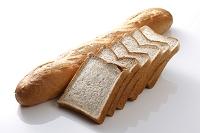 食パンとフランスパン