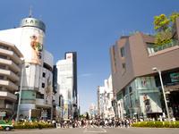 渋谷区 神宮前交差点