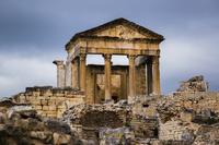 チュニジア ドゥッガ遺跡