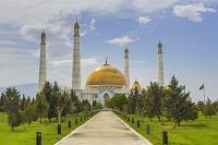 トルクメニスタン アシガバート キプチャクモスク
