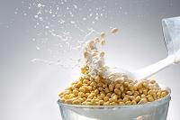 大豆とミルク