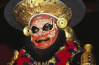 インド 伝統舞踊「クーリヤッタム」