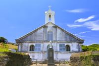 長崎県 外海の出津集落 出津教会堂