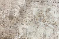 エジプト ルクソール ラモーゼ墓