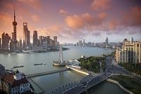 中国 上海 外灘