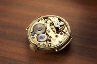 懐中時計の内部
