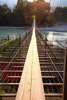静岡県 川根本町 塩郷の吊橋