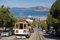 アメリカ合衆国 サンフランシスコの路面電車