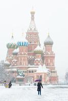 ロシア 聖ワシリー大聖堂