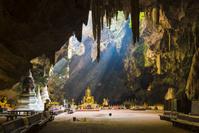 タイ ペッチャブリー タム・カオ・ルアン洞窟