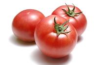 3個のトマト