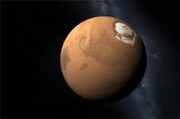火星 3Dイメージ画像
