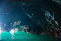 岩手県 三陸海岸 青の洞窟
