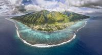 フランス領ポリネシア  海