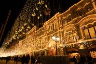 ロシア モスクワ ニコリスカヤ通り