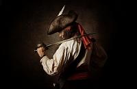 剣を持った海賊