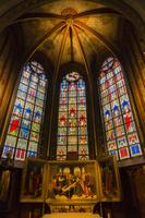 ベルギー ノートルダム大聖堂