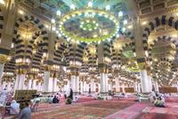 サウジアラビア マディーナ 預言者のモスク