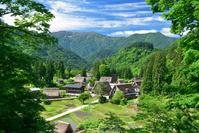 富山県 南砺市 五箇山・相倉合掌造り集落