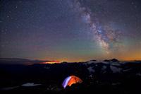 アメリカ合衆国 キャンプ