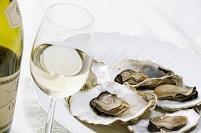 牡蠣の白ワイン蒸し