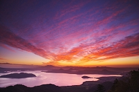 北海道 朝の屈斜路湖