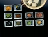 薬味(湯豆腐)