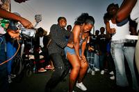 ジャマイカ キングストン パサパサ(ストリートダンス)
