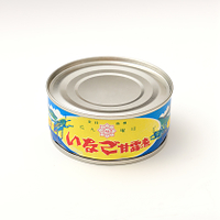 長野県 イナゴ甘露煮の缶詰