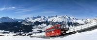 スイス 登山電車
