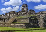 メキシコ バレンケ 宮殿