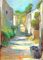 「San Francisco Alley」