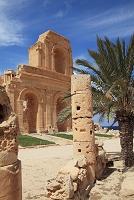 リビア サブラタの考古学遺跡