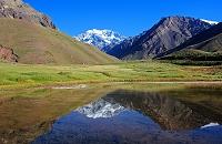 アルゼンチン 山並み