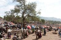 エチオピア  マーケット